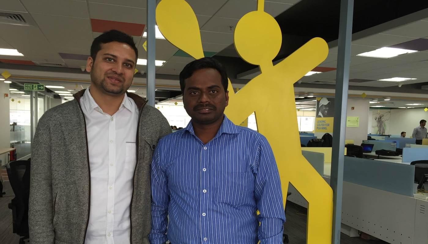 Ambur Iyyappa was Flipkart's first full-time employee