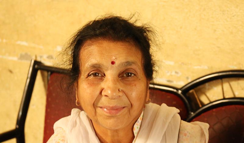Vasanthi Savanur - Samarthanam Trust