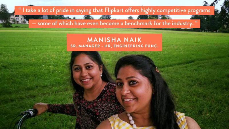 Flipkart employee benefits