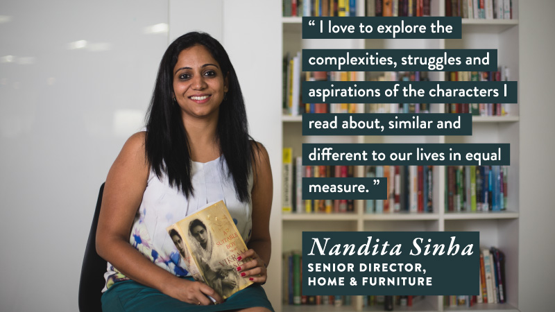 #WorldBookDay - Nandita Sinha