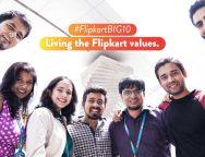 Mekin Maheshwari on Flipkart values