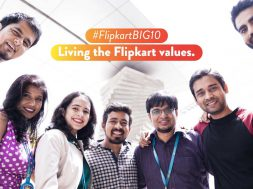 Mekin Maheshwari on Flipkart values