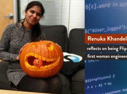 Renuka Khandelwal, Flipkart's first woman engineer