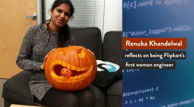 Renuka Khandelwal, Flipkart's first woman engineer