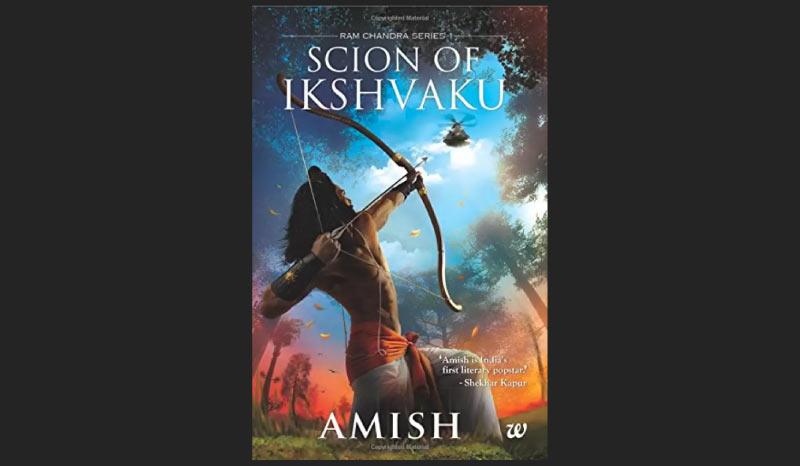 Amish Scion of Ikshvaku