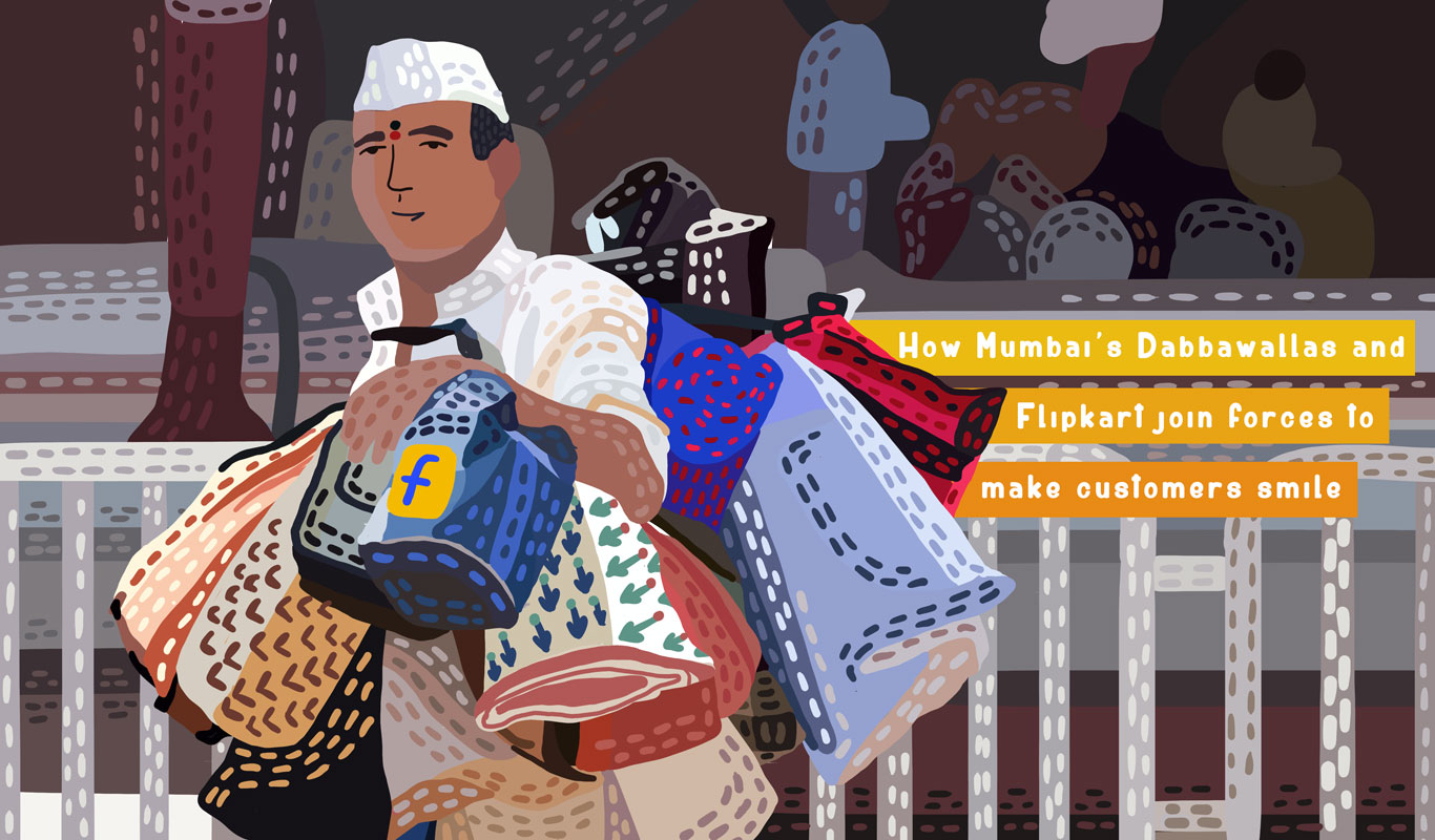 Unboxed – How Mumbai's Dabbawallas & Flipkart make customers smile