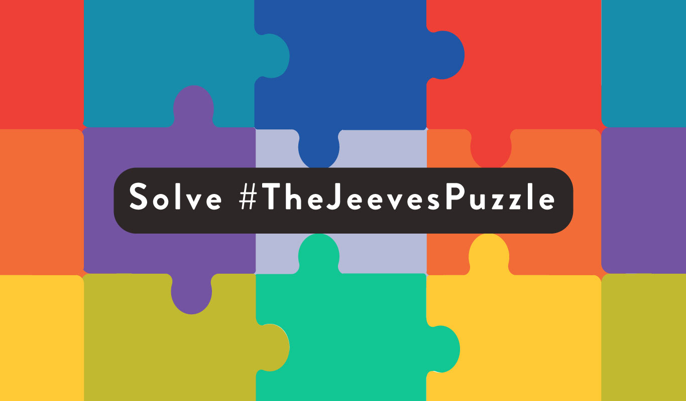 Solve the #TheJeevesPuzzle – The Flipkart Jeeves contest