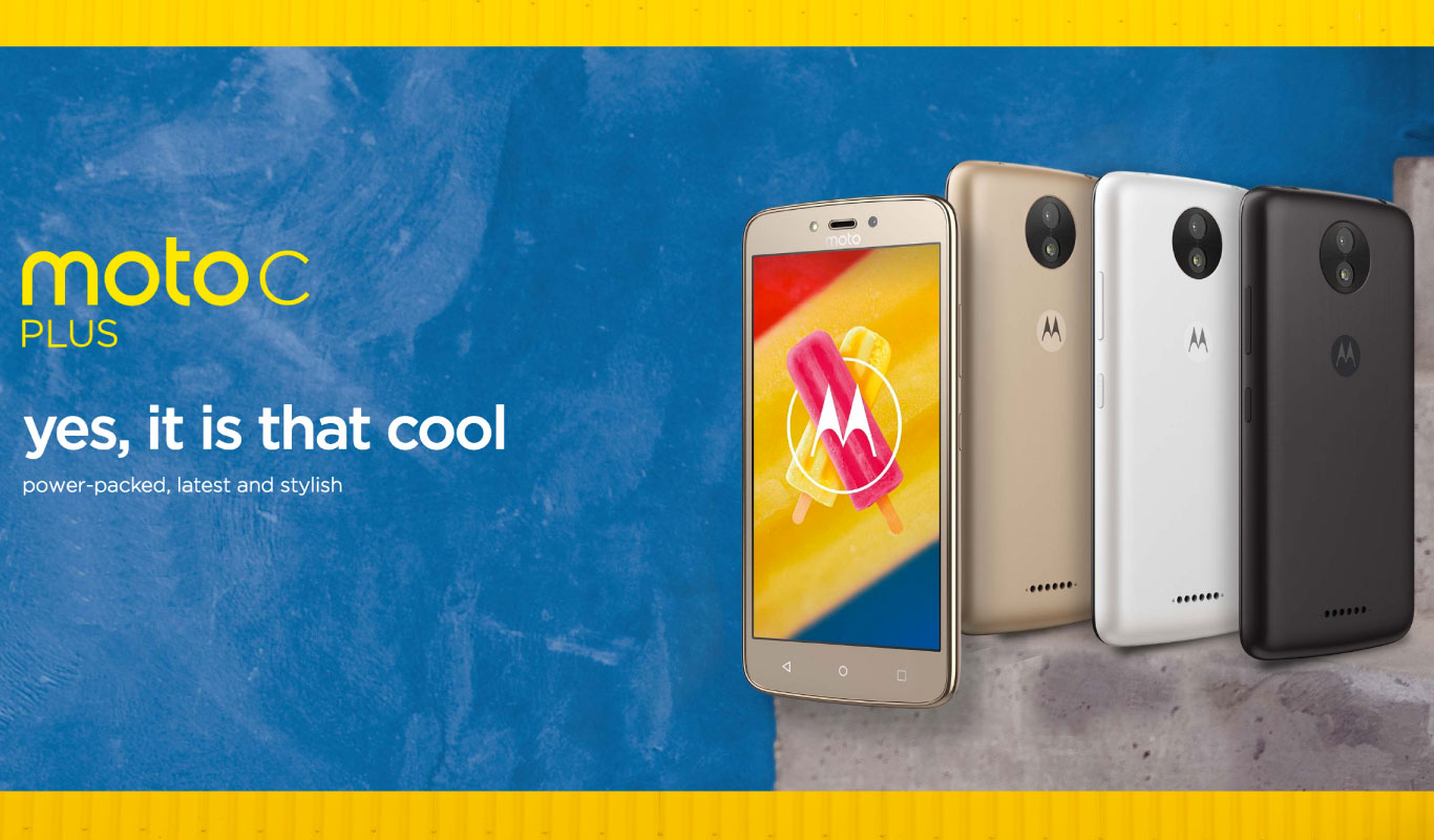 Moto C Plus – the heavy duty budget phone #OnlyOnFlipkart