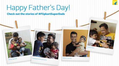 Fathers at Flipkart