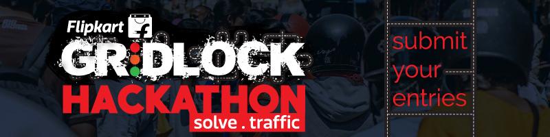 Gridlock Hackathon - Crowdsourced Innovation