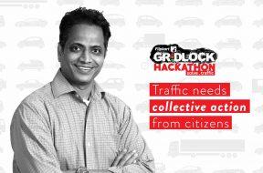 Ravi on Bengaluru traffic solution