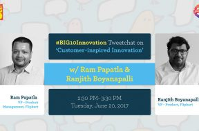 Tweetchat with Ram Papatla