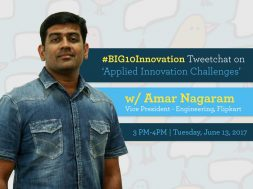 Amar Nagaram - #BIG10Innovation Tweetchat