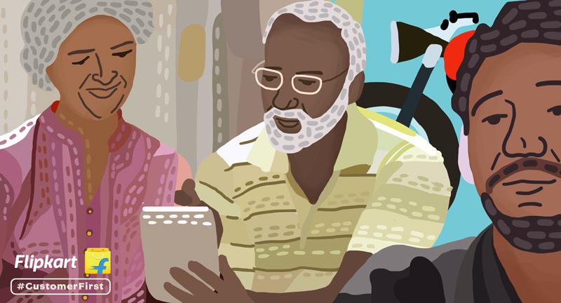 Flipkart Customer Stories