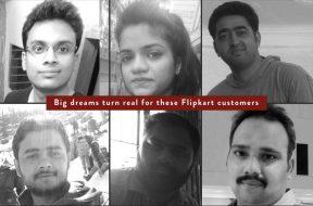 Flipkart - large appliance customers