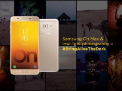 Samsung On Max Low-light photography