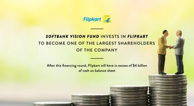 Softbank Vision Fund - Flipkart investment