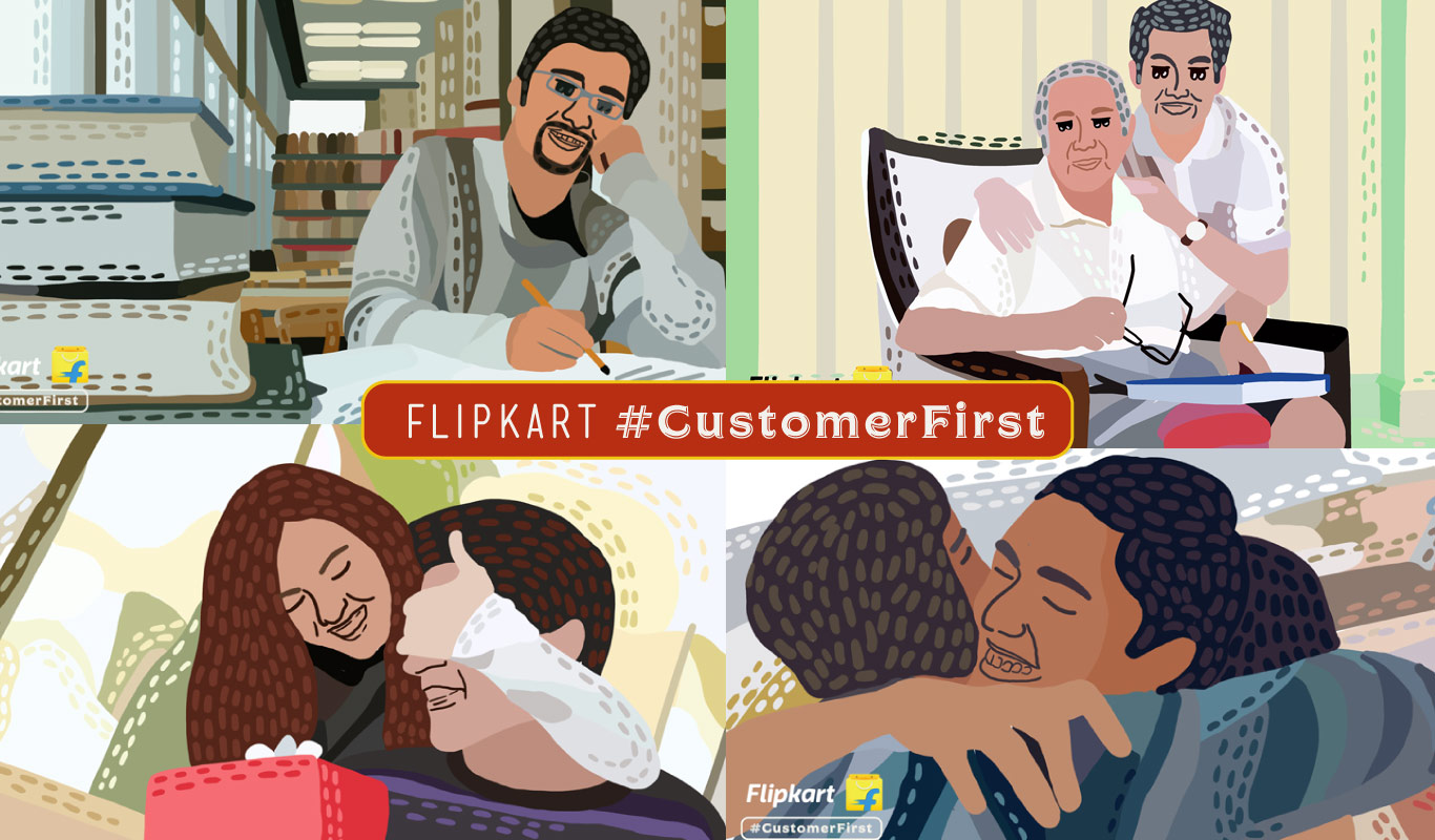 #CustomerFirst – Prize-winning stories penned by Flipkart customers