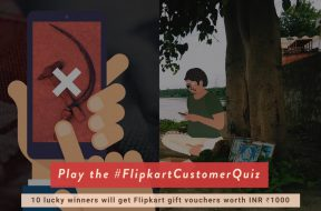 Flipkart customer contest
