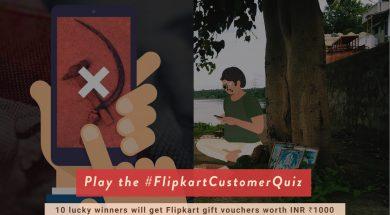 Flipkart customer contest