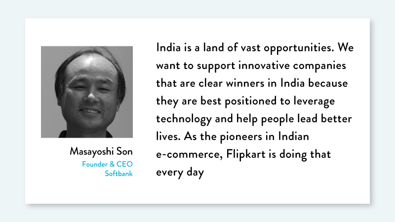 Flipkart Softbank Vision Fund
