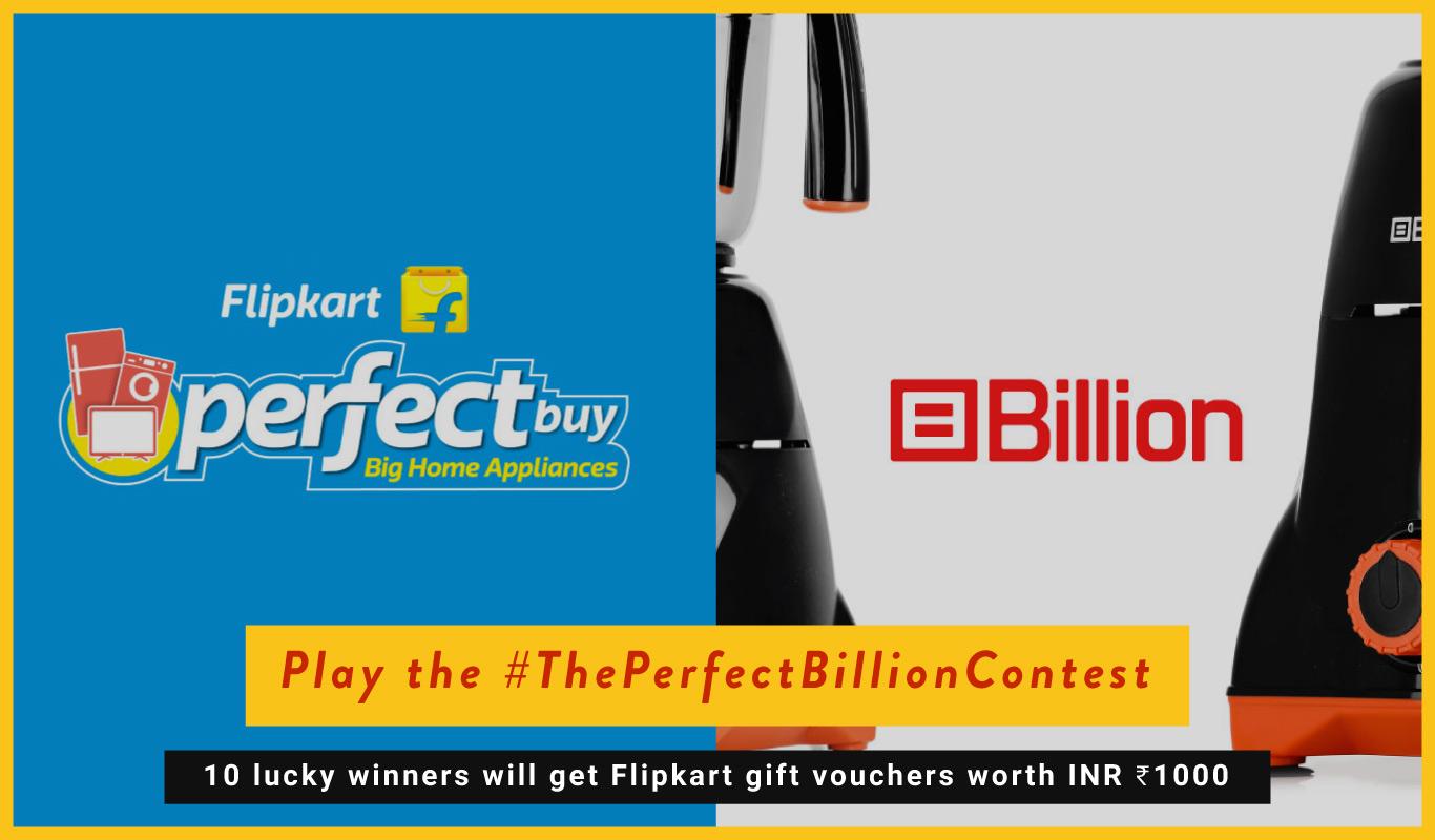 Play #ThePerfectBillionContest