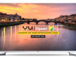 Flipkart VU TV partnership