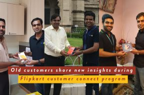 Flipkart Customer Connect