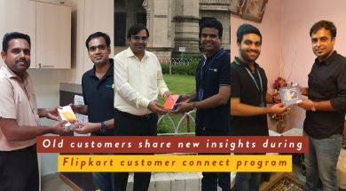 Flipkart Customer Connect